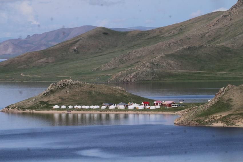 Mongolia …