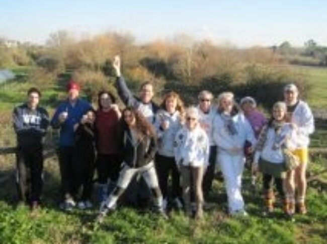 The Rome Hash House Harriers.