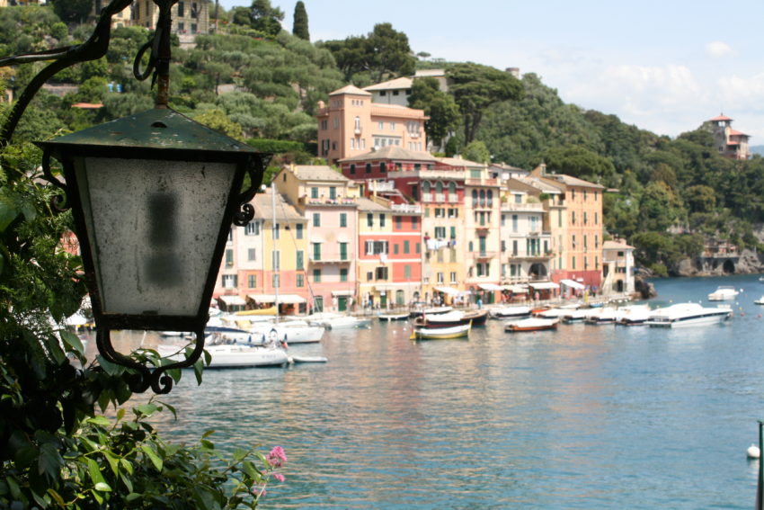 Portofino's harbor was once considered too small for the Republic of Genoa.