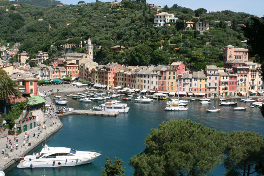 Portofino has been the hideaway for the likes of the Duke of Windsor, Frank Sinatra and Greta Garbot.