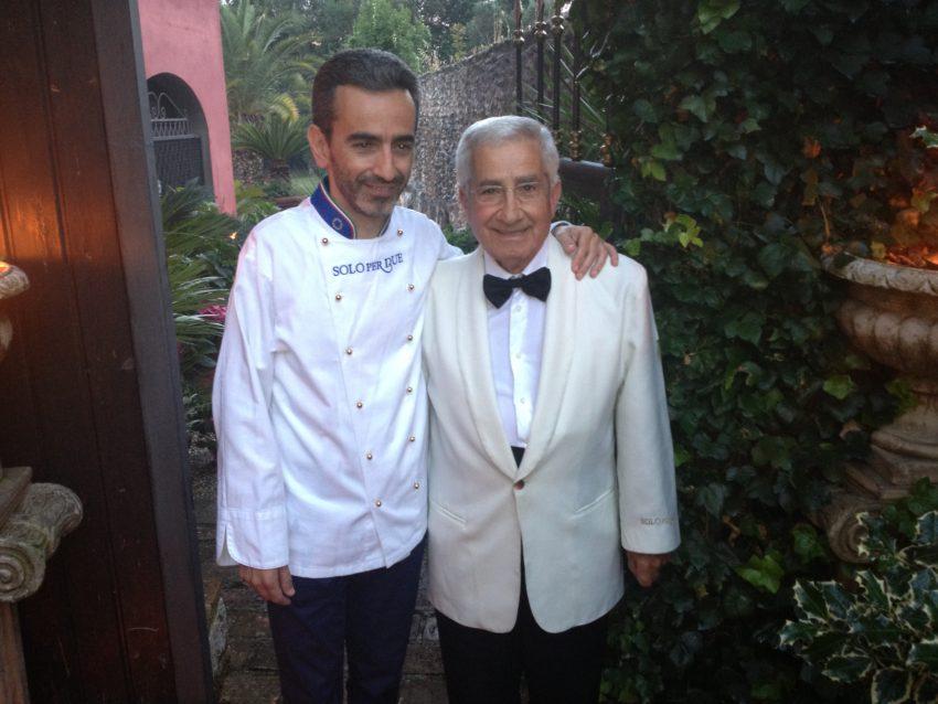 """Giovanni and Remo di Claudio started Solo Per Due in 1988 to celebrate """"the romance of Italy."""""""