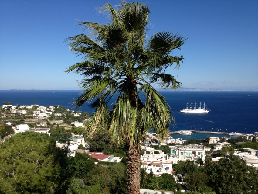 Capri's views are among the best in Europe.