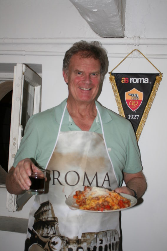 Today is my one-year anniversary in Rome and I know I won't have any problems eating well to celebrate.