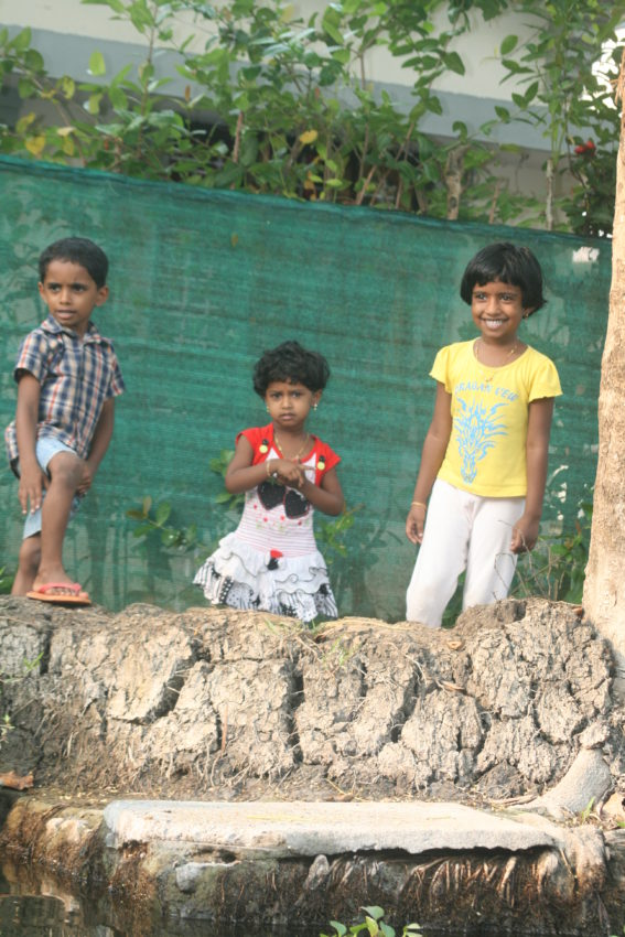 Backwaters children