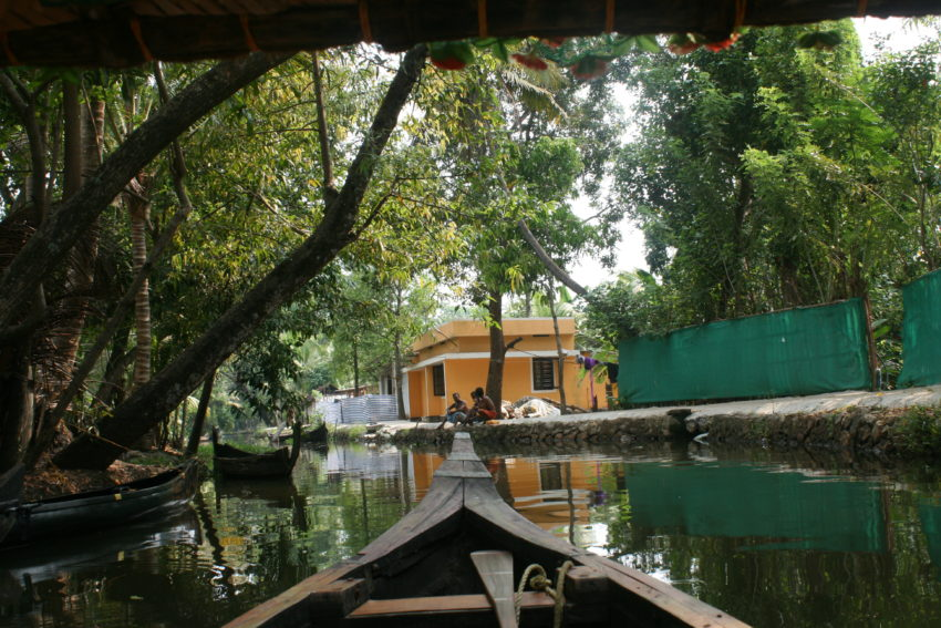 Kerala's Backwaters a 900-kilometer labyrinth through quiet India