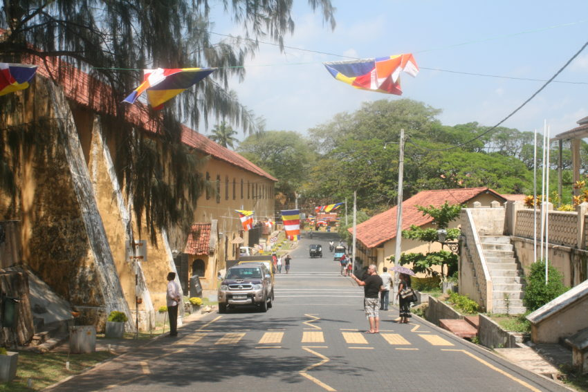 Galle's Fort a clean, crisp escape into Sri Lanka's Dutch colonial past.