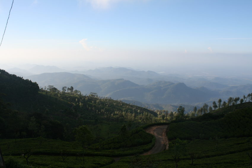 Sri Lanka's Hill Country is my cup of Lipton Tea