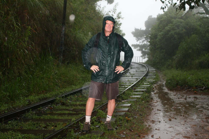 Two hikes, one day: Ella surrounded by trails, vistas — and one rain-soaked railroad track