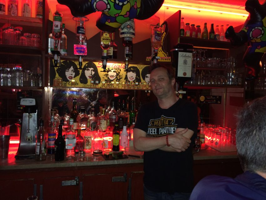 Bob the bartender.