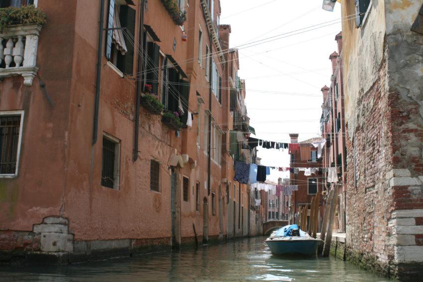 Canal rowing III
