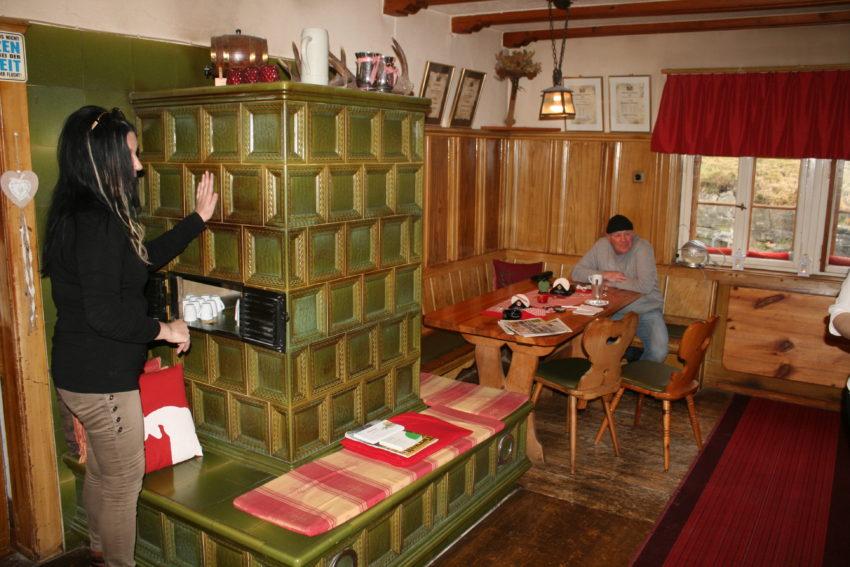 Gasthaus Hirschen Planken.