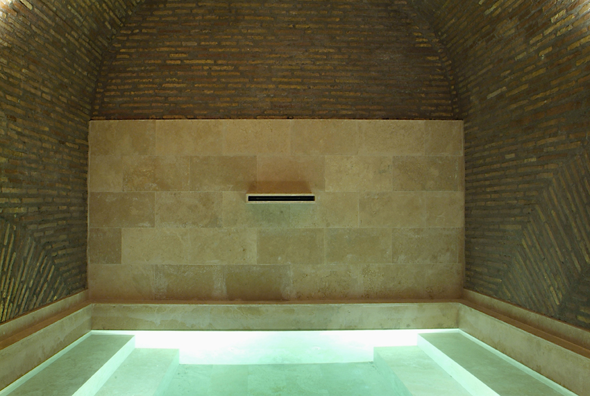 The frigidarium.