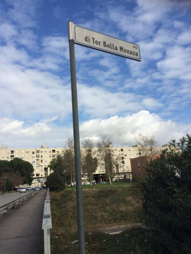 Only nine miles east of the Colosseum but a million miles socially, Tor Bella Monaca is arguably Rome's most dangerous neighborhood.