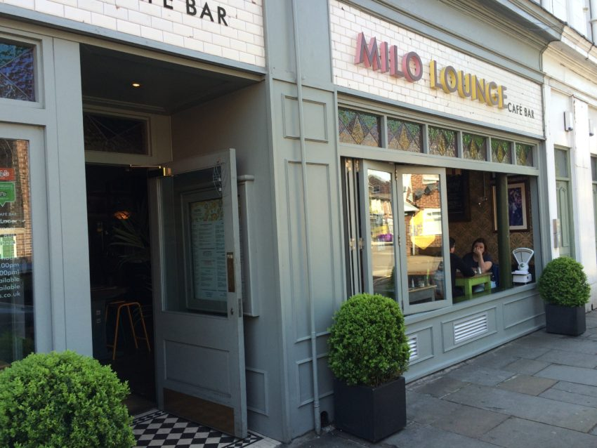 The Milo Lounge.