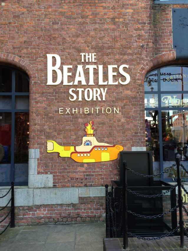 The Beatles Story museum began in 1996.