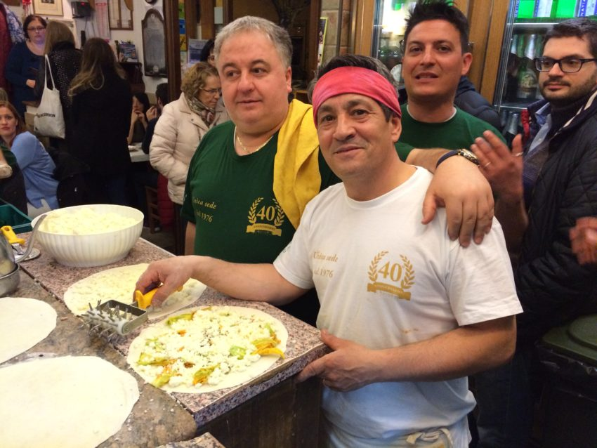 Pizzeria Remo is celebrating its 40th anniversary this year.