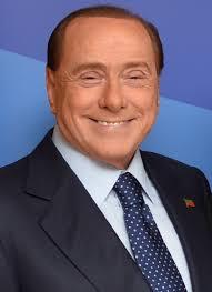 """Berlusconi was considered Italy's """"non-politician"""" savior in the '90s"""