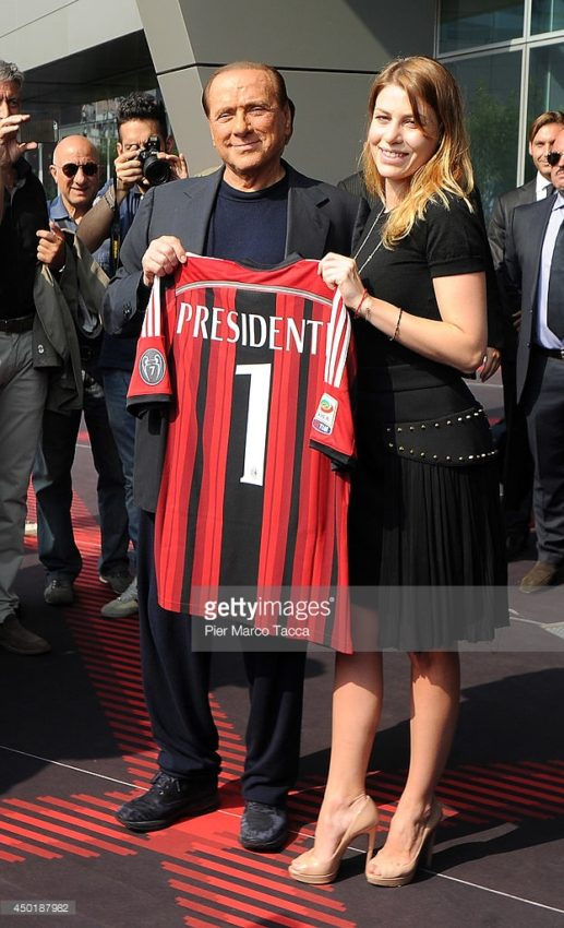 Berlusconi has owned A.C. Milan since 1986.
