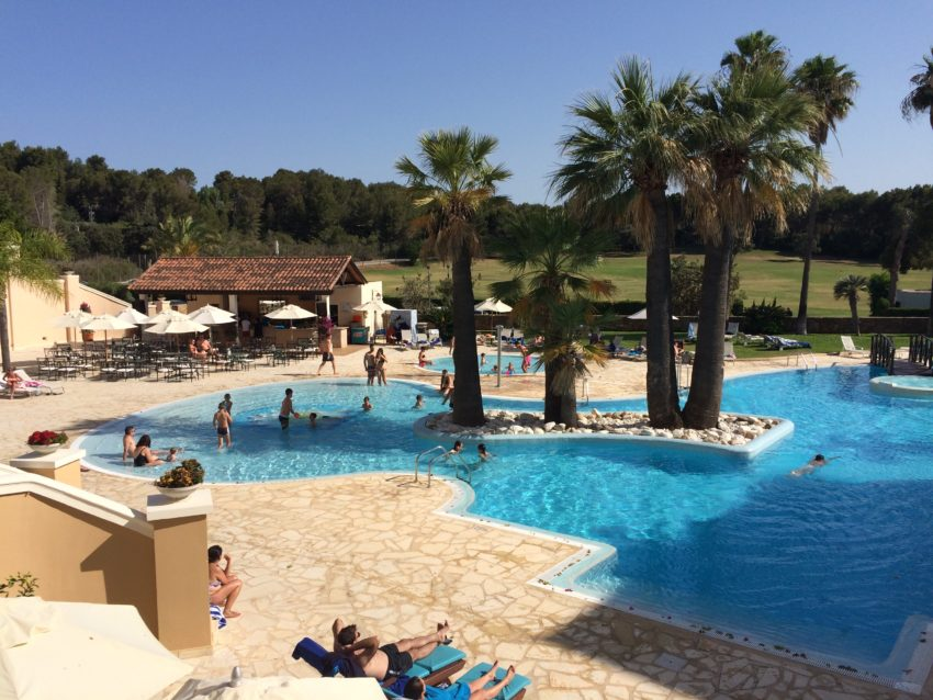 A weekend in Spain: Confessions of a Marriott whore
