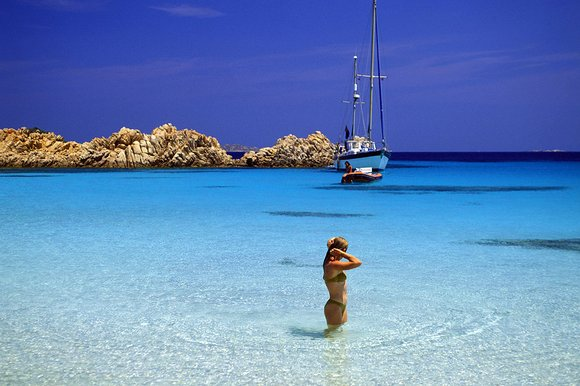 The Archipelago di La Maddalena just off the north coast of Sardinia is just one of many less-trodden destinations in Italy.