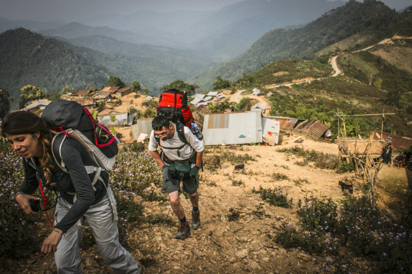Trekking in Laos: It's where the Himalayas end and life for the Akha tribe begins