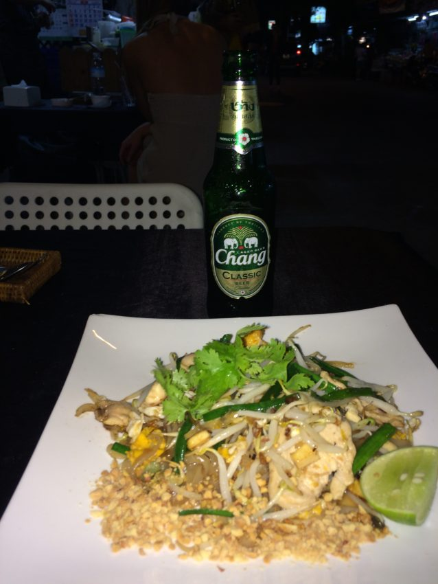 Pad Thai at Uncle John.