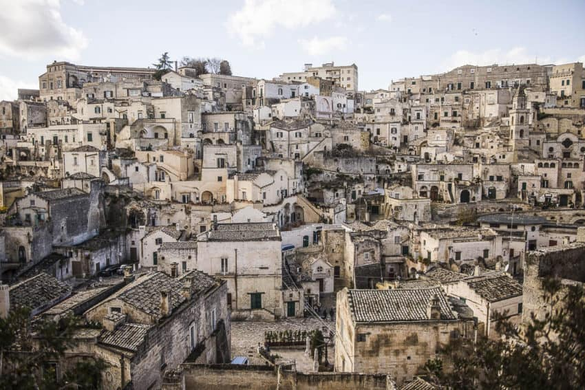 Matera: World's third oldest city rocks Basilicata in more ways than one