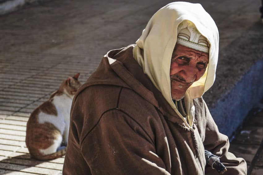 New Year's Eve in Morocco: A call to prayer for all mankind as Islam beckons