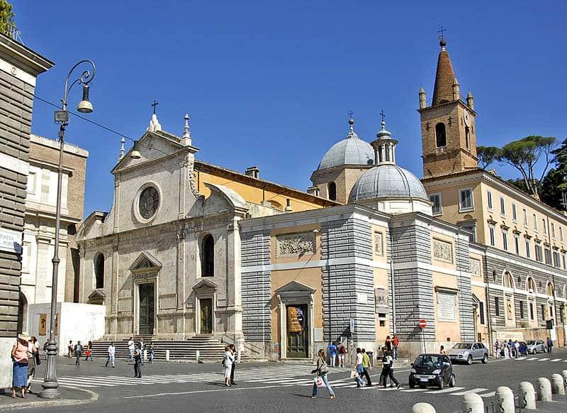 Chiesa di Santa Maria del Popolo. Pro Loco Roma photo