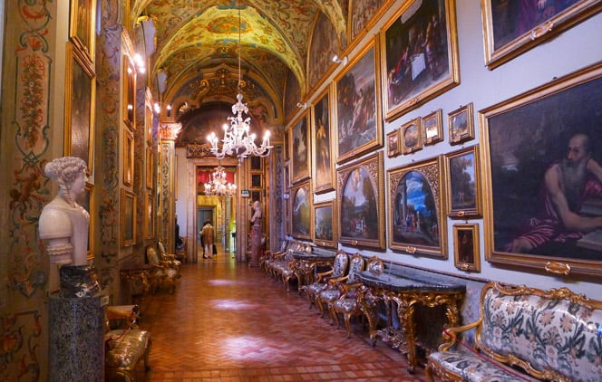 Galleria Doria Pamphilj. Italian Ways photo