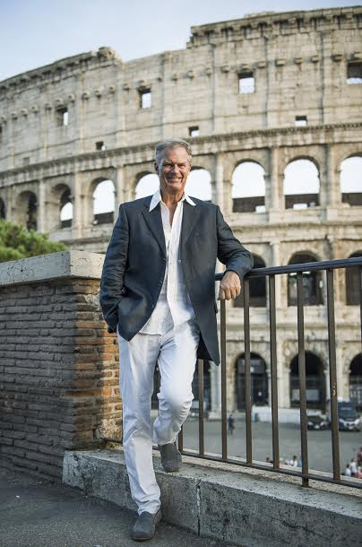 How to pack for a holiday in Rome: Light, in a backpack but don't forget the sport coat