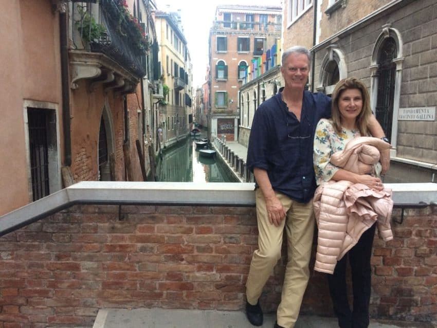 Cannaregio is a quiet neighborhood near the train station and home to the Jewish Ghetto.