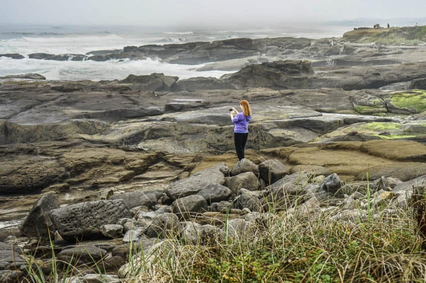 The Oregon Coast is a way to get away from it all, namely people. Photo by Marina Pascucci