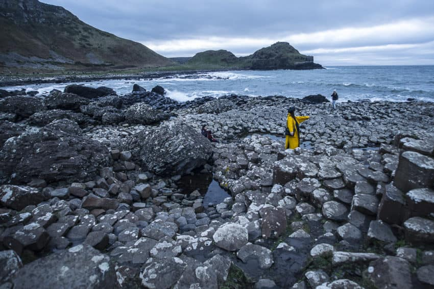 The Giant's Causeway. Photo by Marina Pascucci