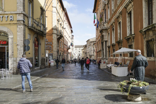 Perugia: Italy's chocolate capital a sweet spot to celebrate the dying profession of journalism