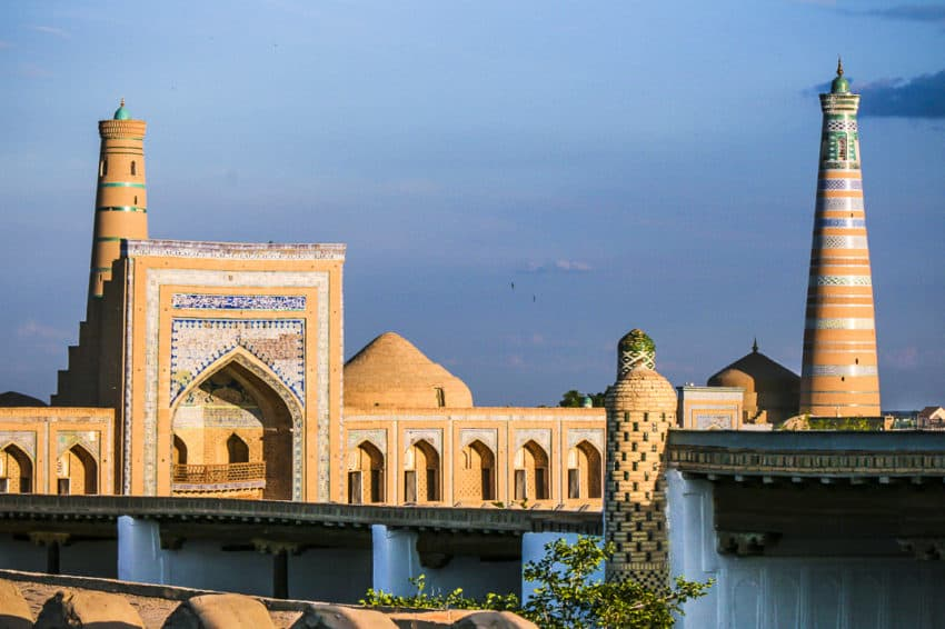 Uzbekistan: Following in the footsteps of Marco Polo as the world discovers the old Silk Road