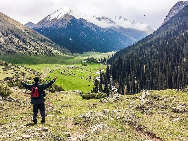 Kyrgyzstan: The mountainous heart of the old Silk Road beating stronger for this old backpacking nomad
