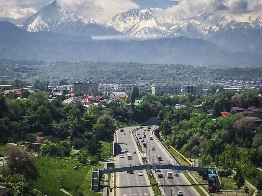 Almaty: Kazakhstan's former capital a beacon of post-Soviet modernization -- if only the government kept step