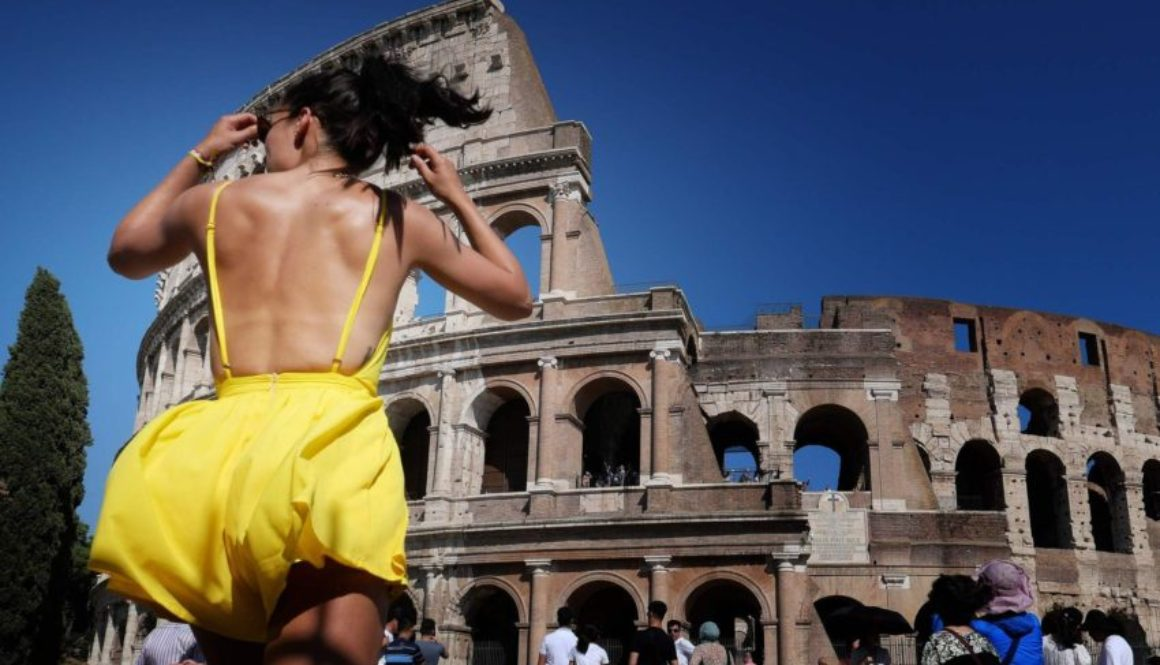 15 tips on how to beat the heat in sweltering Rome in July and August