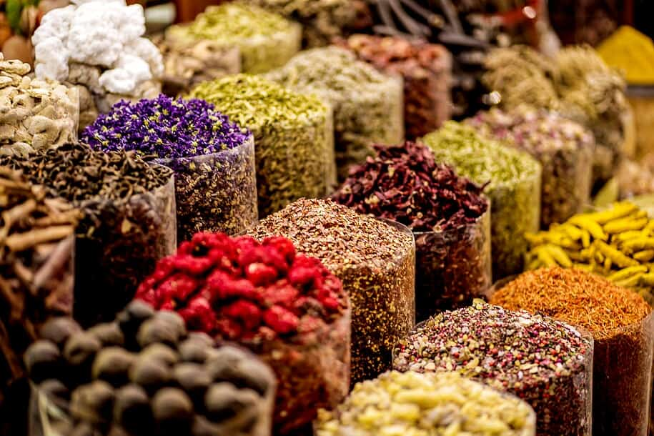 The Spice Souq. Photo by Marina Pascucci