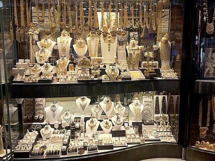 Bling is big in Dubai's Gold Souq