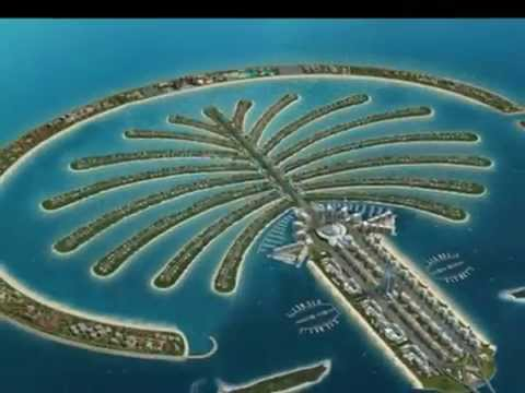 Palm Jumeirah. YouTube photo