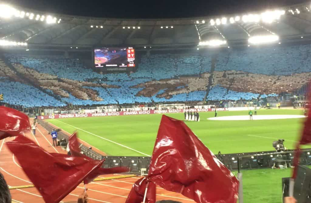 Derby Day in Rome: a vicious rivalry that can still bring opposites together