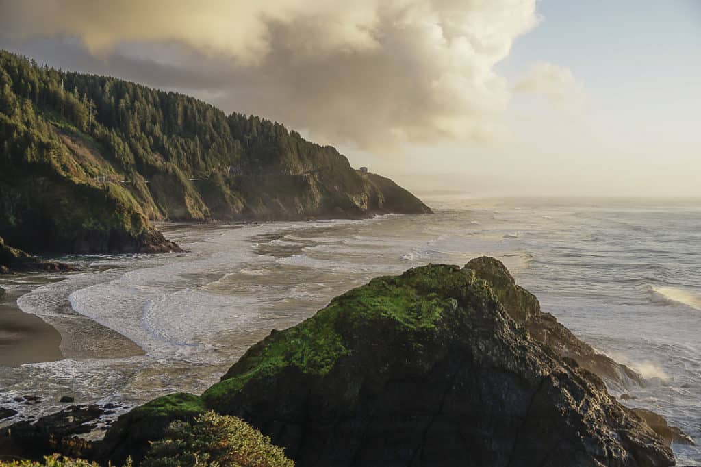 Heceta Lighthouse B&B a true guiding light for romance on spectacular Oregon Coast