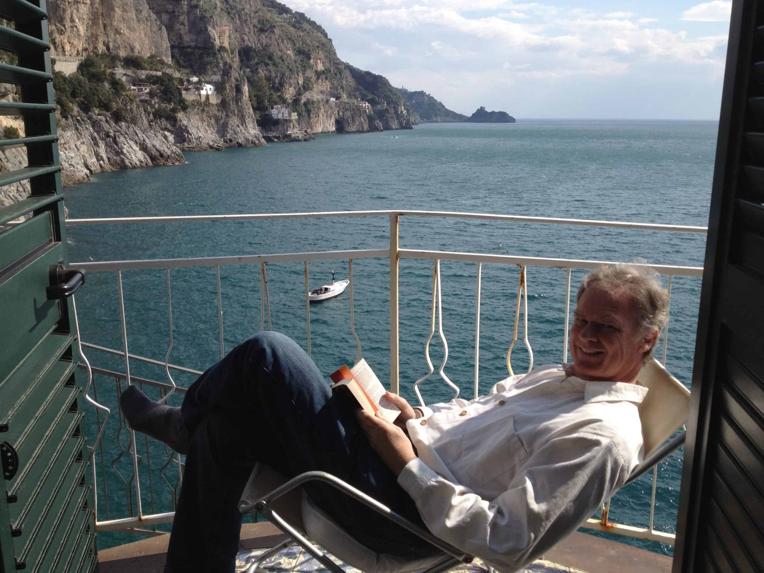 100 books: Retirement is a reading paradise, making life in the virus less like a living hell