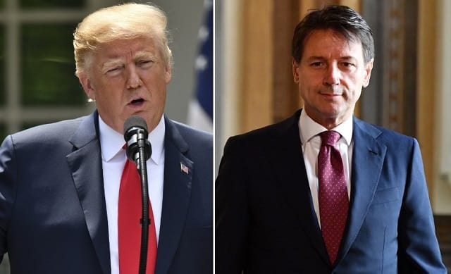 Trump vs. Conte: Here in Italy our pasta isn't the only thing that's better than in U.S.