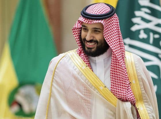 Saudi Arabia's Crown Prince Mohammed Bin Salman. BloombergQuint photo