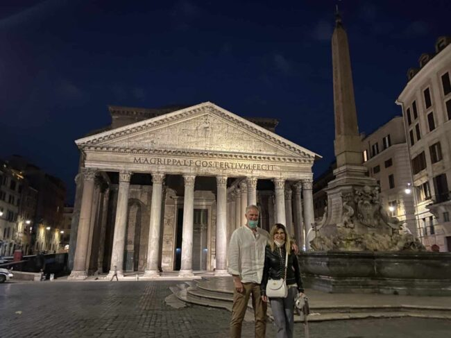 John, Marina Pantheon