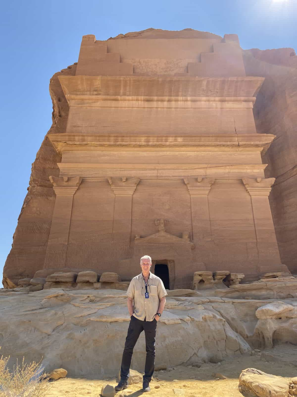 Madain Saleh: Saudi Arabia's 2,000-year-old UNESCO Heritage Site and sister city of Petra