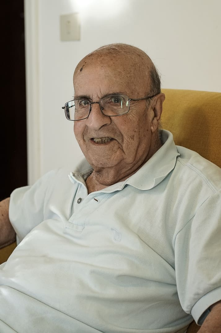 Giacomo Retaggio served as the prison doctor from 1963-1988.